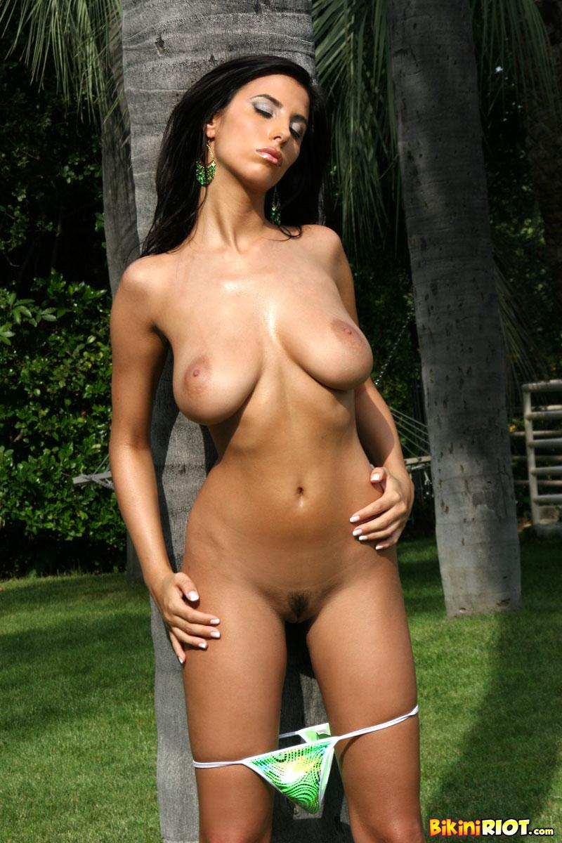 Dirty nudist