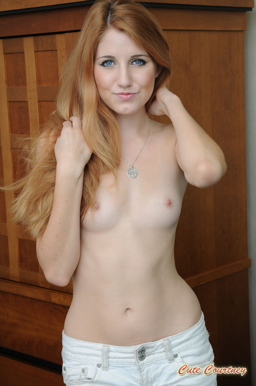Ginger sweet redhead