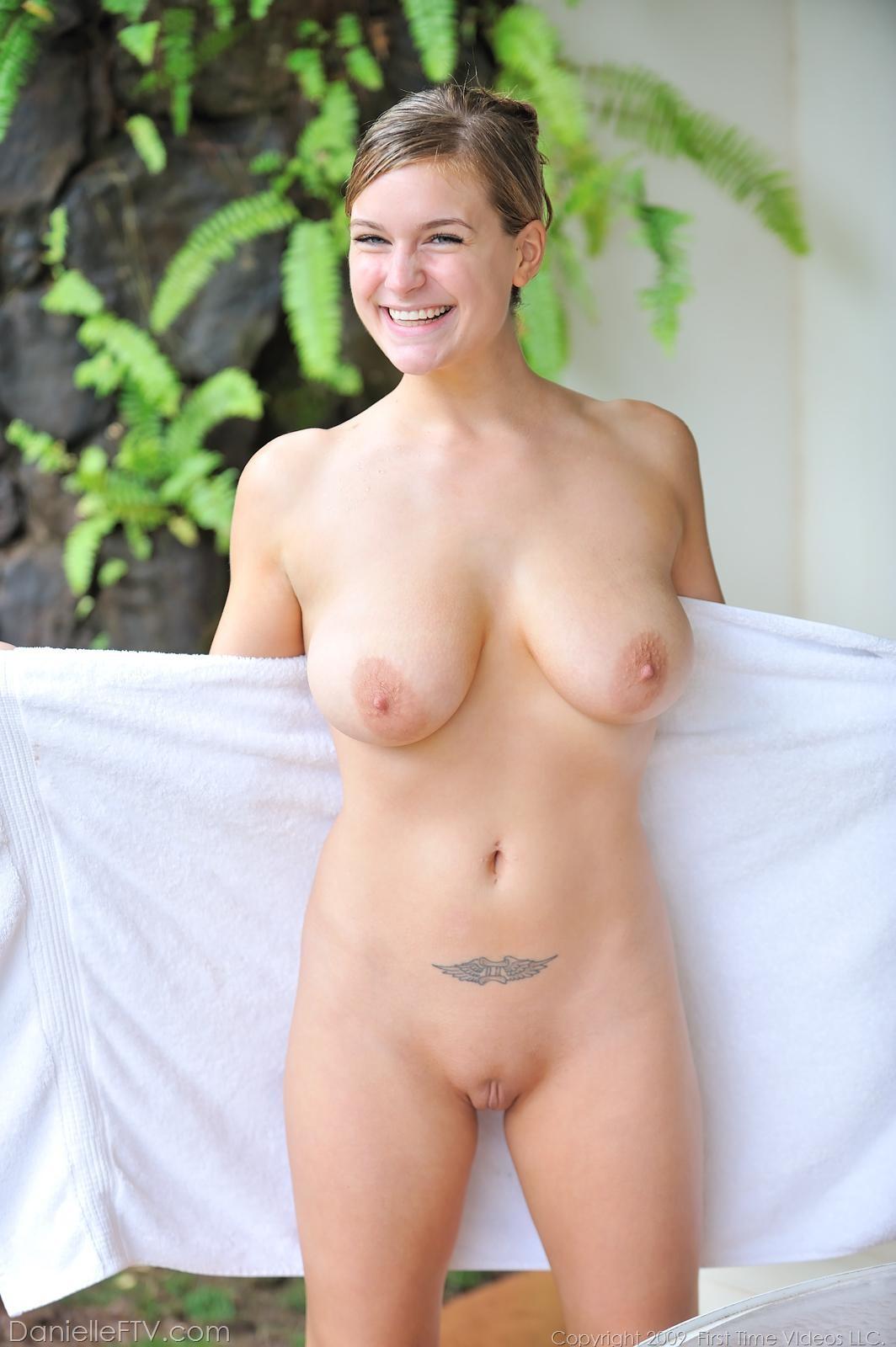 Danielle Ftv Naked