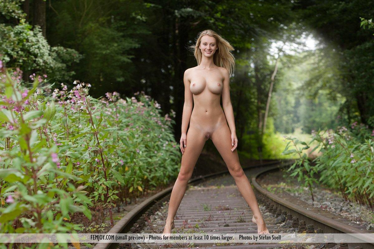 Femjoy - Country Amateur Blonde at AmateurIndex.com