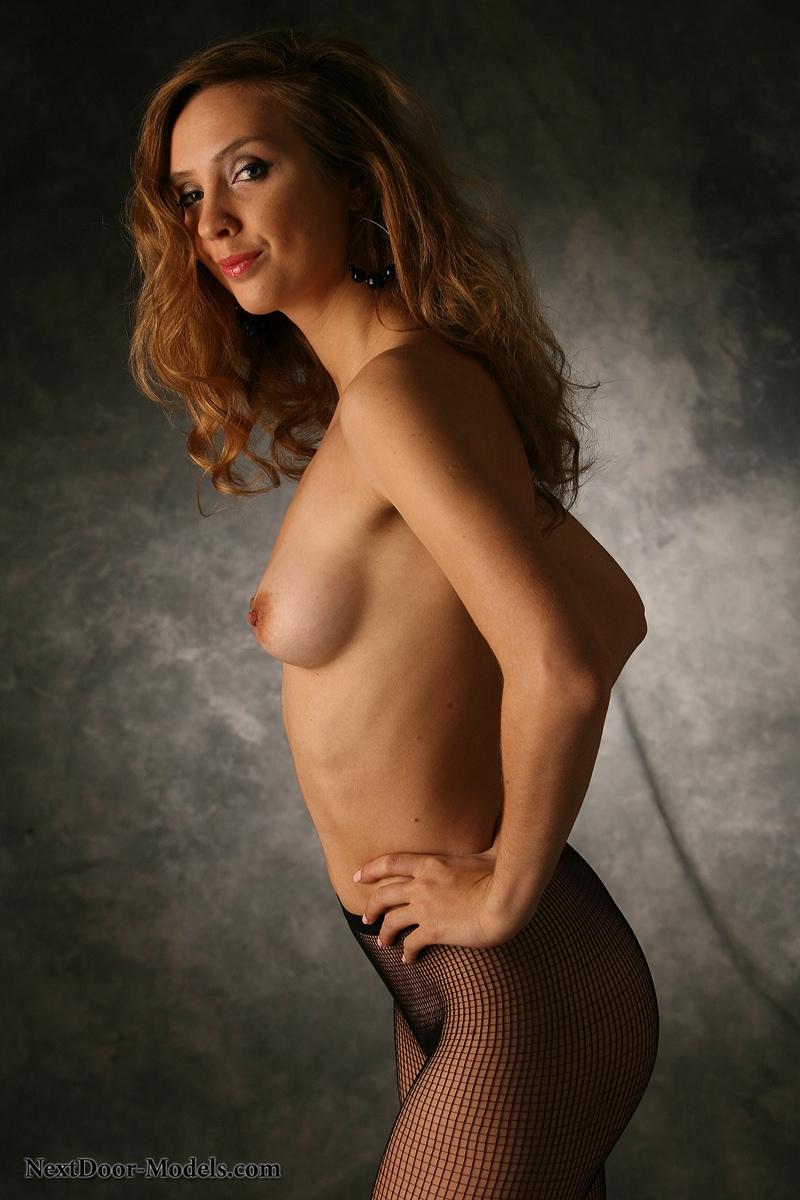 Sheer Nude Pantyhose